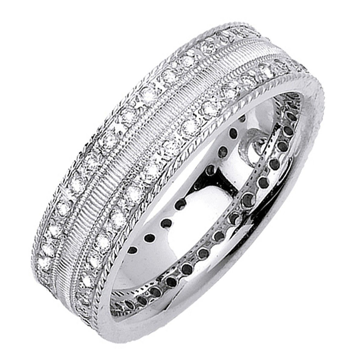 mens diamond wedding bands Reviewing Men s Diamond Wedding Rings Ruth Waddy is Ruthless