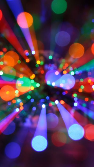 Glitter, Sparkle, Glow Christmas lights iPhone 5s Wallpaper Download | iPhone Wallpapers, iPad ...