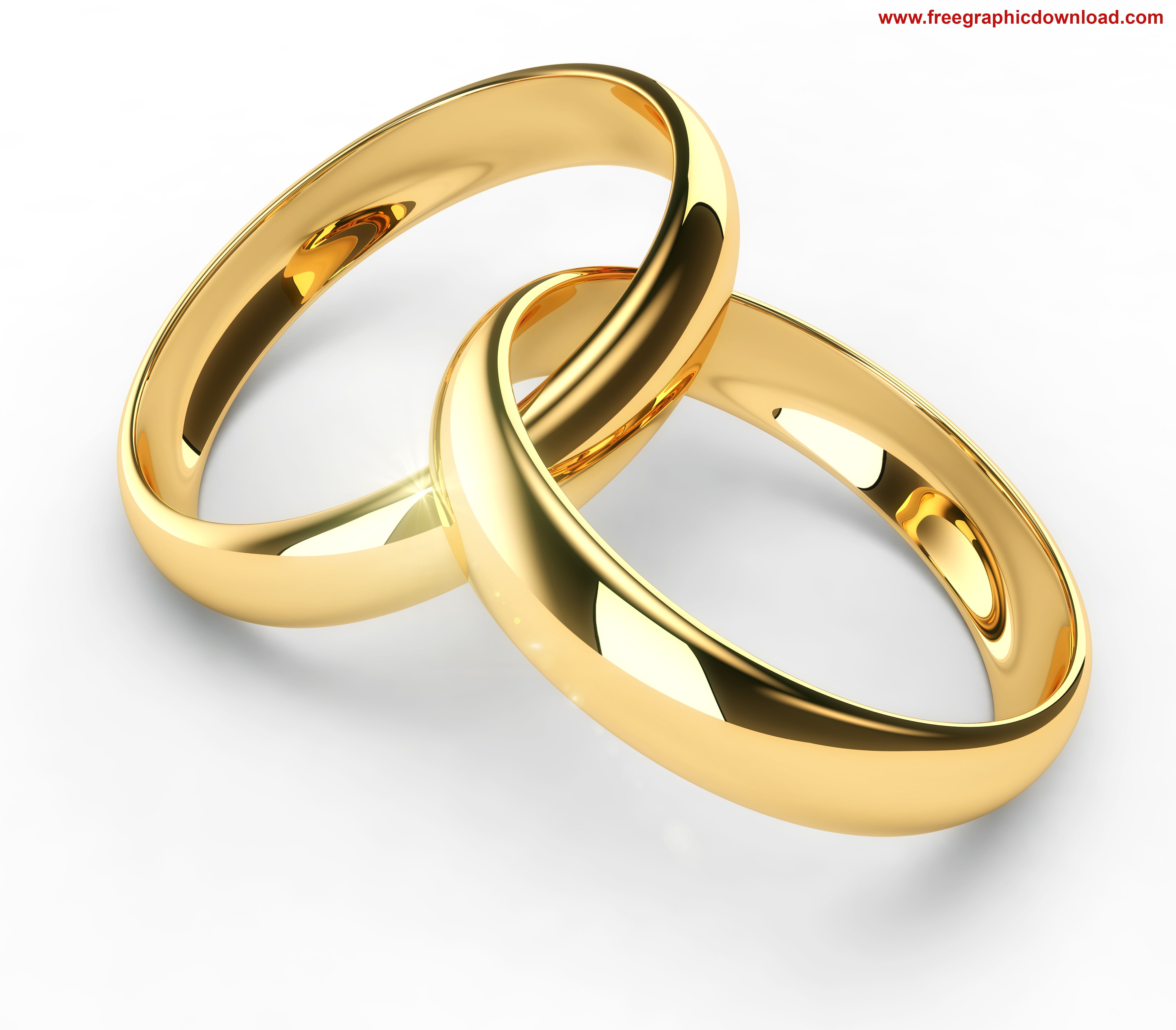 couples wedding bands Gold wedding rings