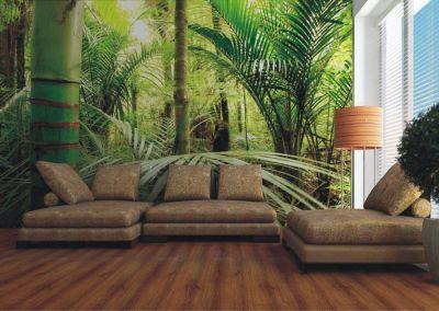 Wall Murals Nature | Wall mural wallpaper nature jungle wilderness plant photo 360 cm x 270 ...