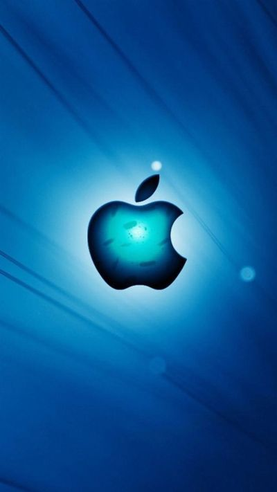 D Apple Logo iPhone Wallpaper iPod Wallpaper HD Free Download | HD Wallpapers | Pinterest