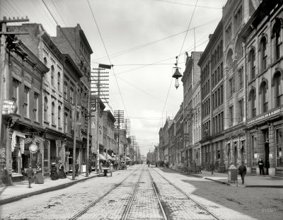 Knoxville, Tennessee, circa 1903.