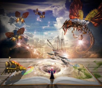 book coming to life - Google Search | Reading | Pinterest | Imagination, Hd desktop and Wallpaper