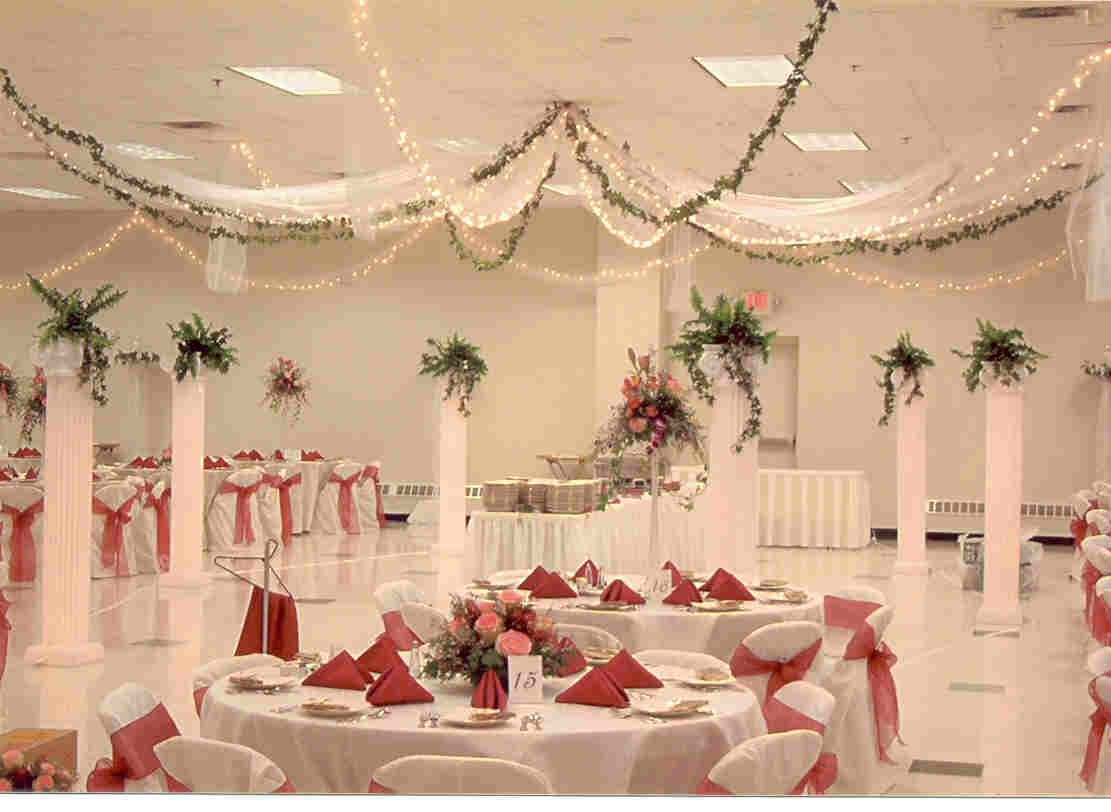 cheap wedding decorations Wedding Trends Top 12 Greenery Wedding Decoration Ideas