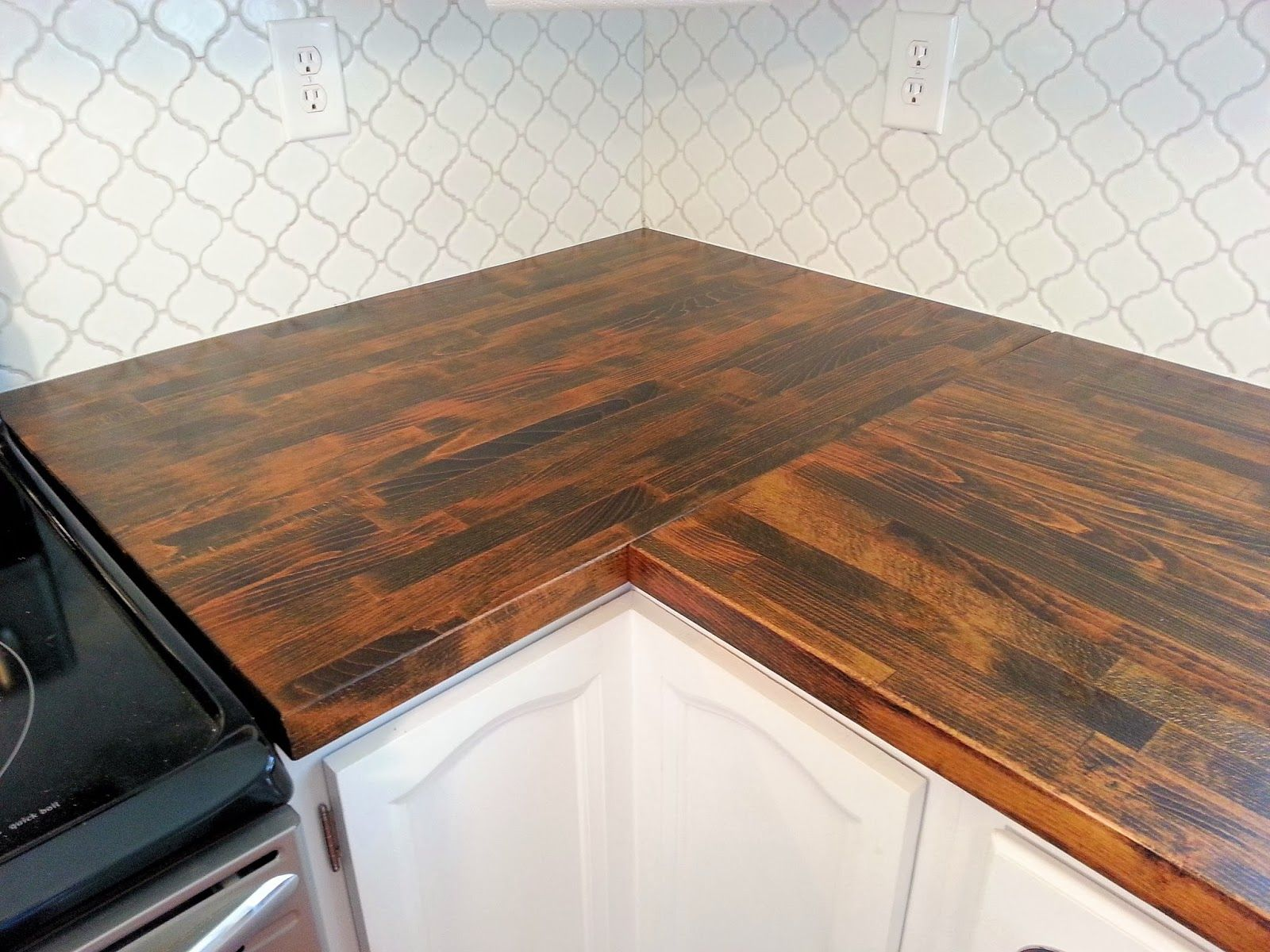 ikea wooden countertops wooden kitchen countertops Images About Butcher Block On Pinterest Countertops Wood