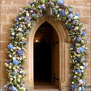 Susan Avery Church Entrance | Flowers | Pinterest ...