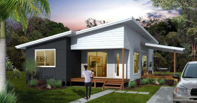 Imagine Kit Homes - Erbacher 301 Kit Home | Exterior ...