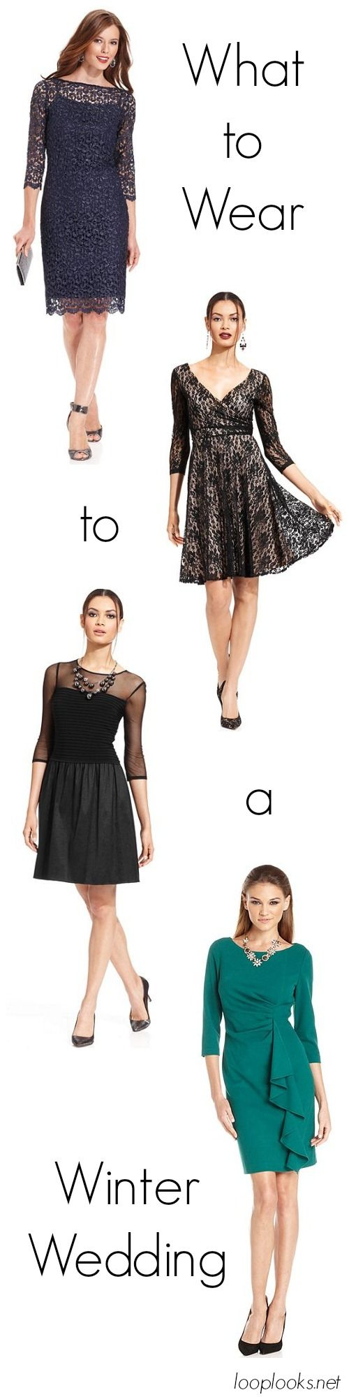 winter wedding guest dresses What to wear to a winter wedding dos and don ts