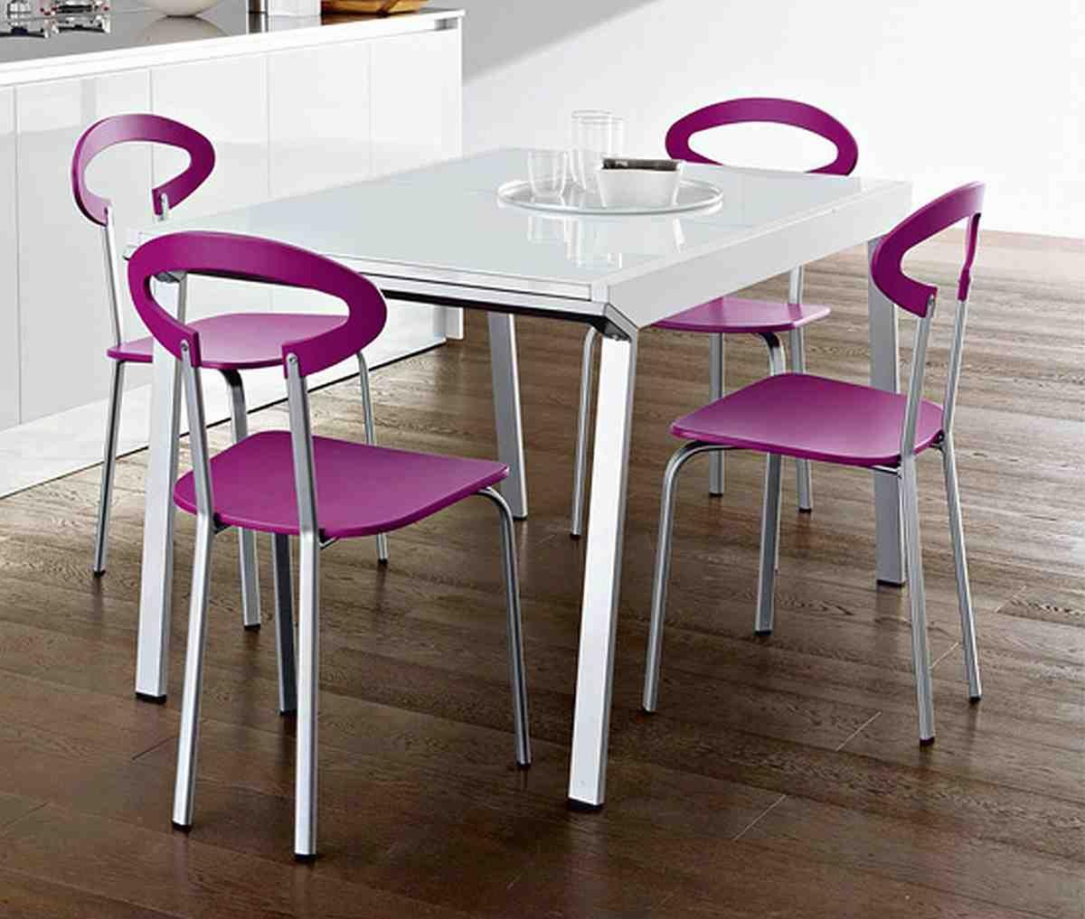 kitchen chairs with wheels Designer Kitchen Chairs