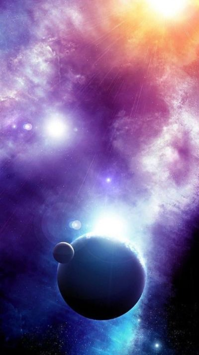 Space Shadow #iPhone #6 #plus #wallpaper | Attractive Outer Space | Pinterest | Shadows, Spaces ...