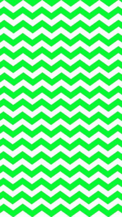 Eye-Catching Green Zigzag iPhone 6 Plus Wallpaper - Chevron Art Pattern #iPhone #6 #Plus # ...
