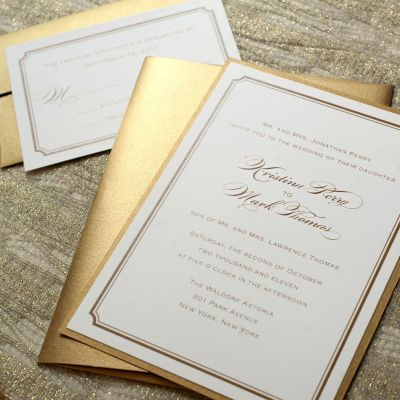 Traditional Wedding Invitations on Pinterest