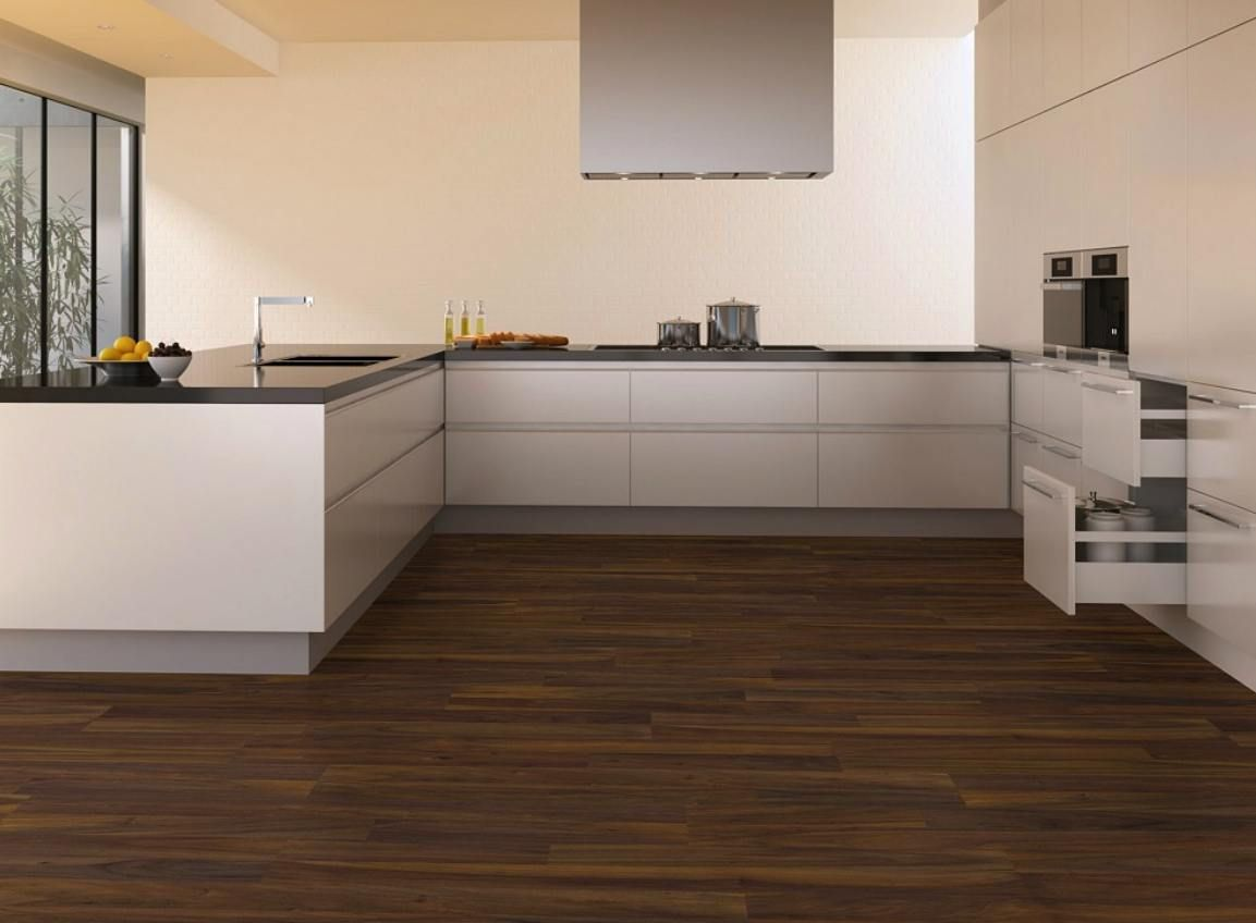 kitchen tiled floors kitchen tile floor ideas images of tiled kitchen floors Affordable Laminate Walnut Tile for Kitchen Flooring