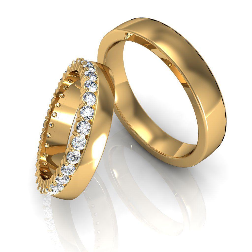 wedding bands sets Amazing Ellyn39s Black Cz Wedding Ring Set And Wedding Bands Sets