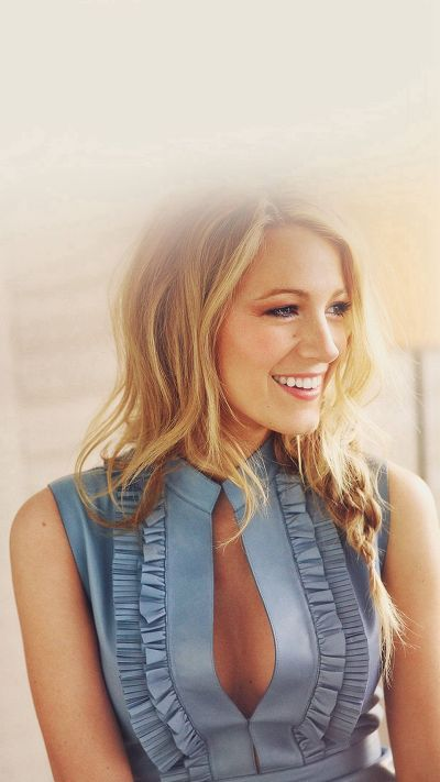 Blake Lively Girl Woman Film Actress #iPhone #6 #wallpaper | iPhone 6 Wallpapers | Pinterest ...