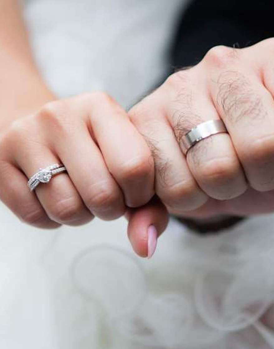 couples wedding bands Cool wedding rings