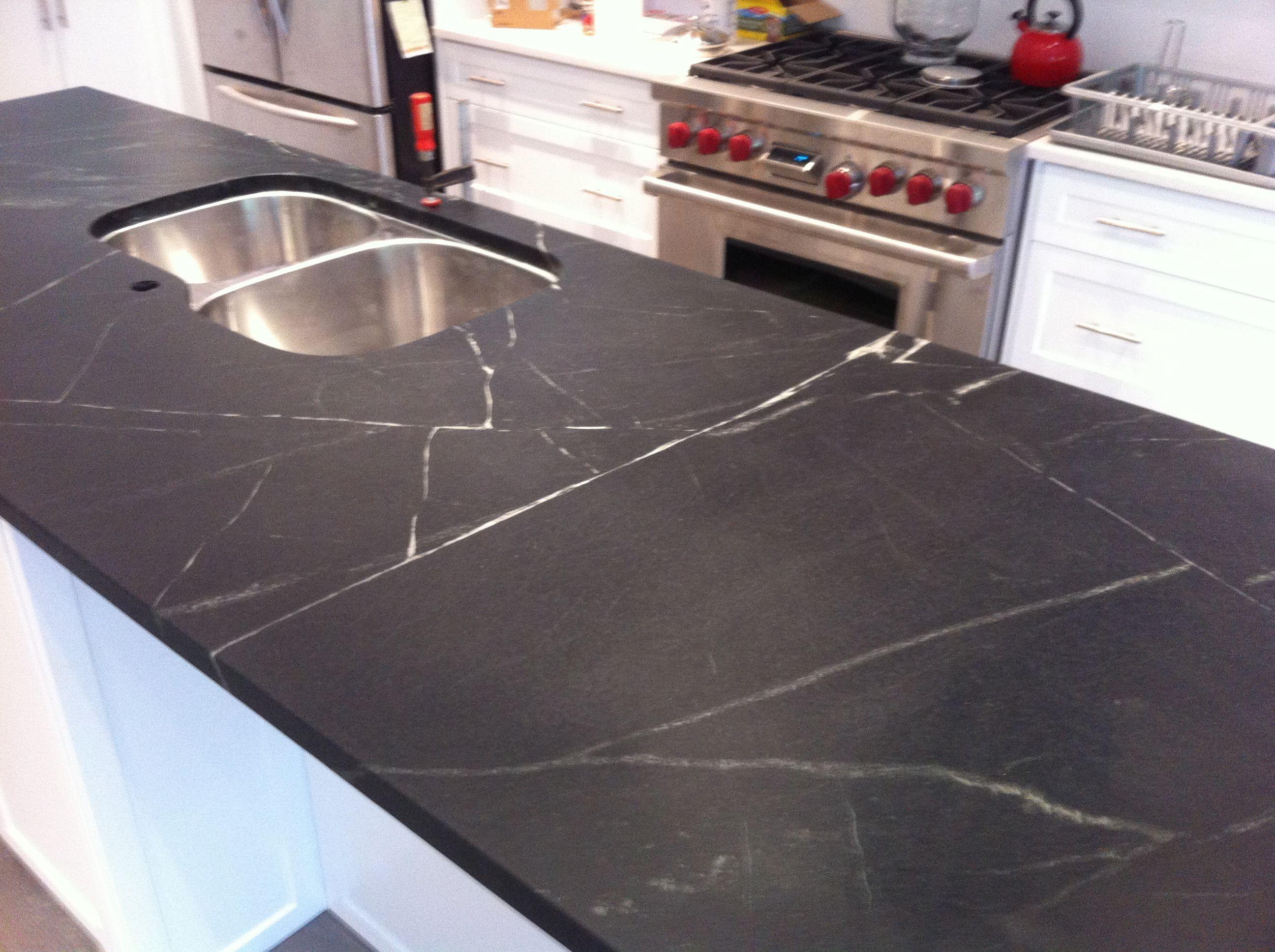 soapstone soapstone kitchen countertops Greensville Soapstone Company Barroca Soapstone Kitchen Island