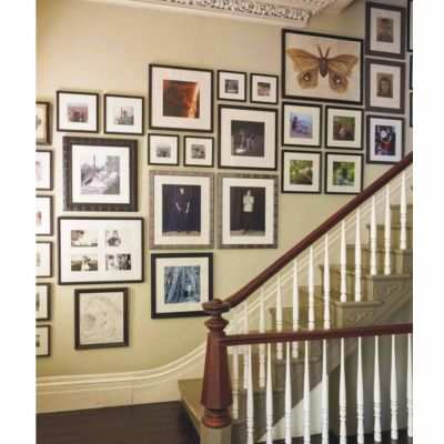 Decorating Staircase Walls. Perfect Staircase Landings Featuring Creative Use Of Space With ...