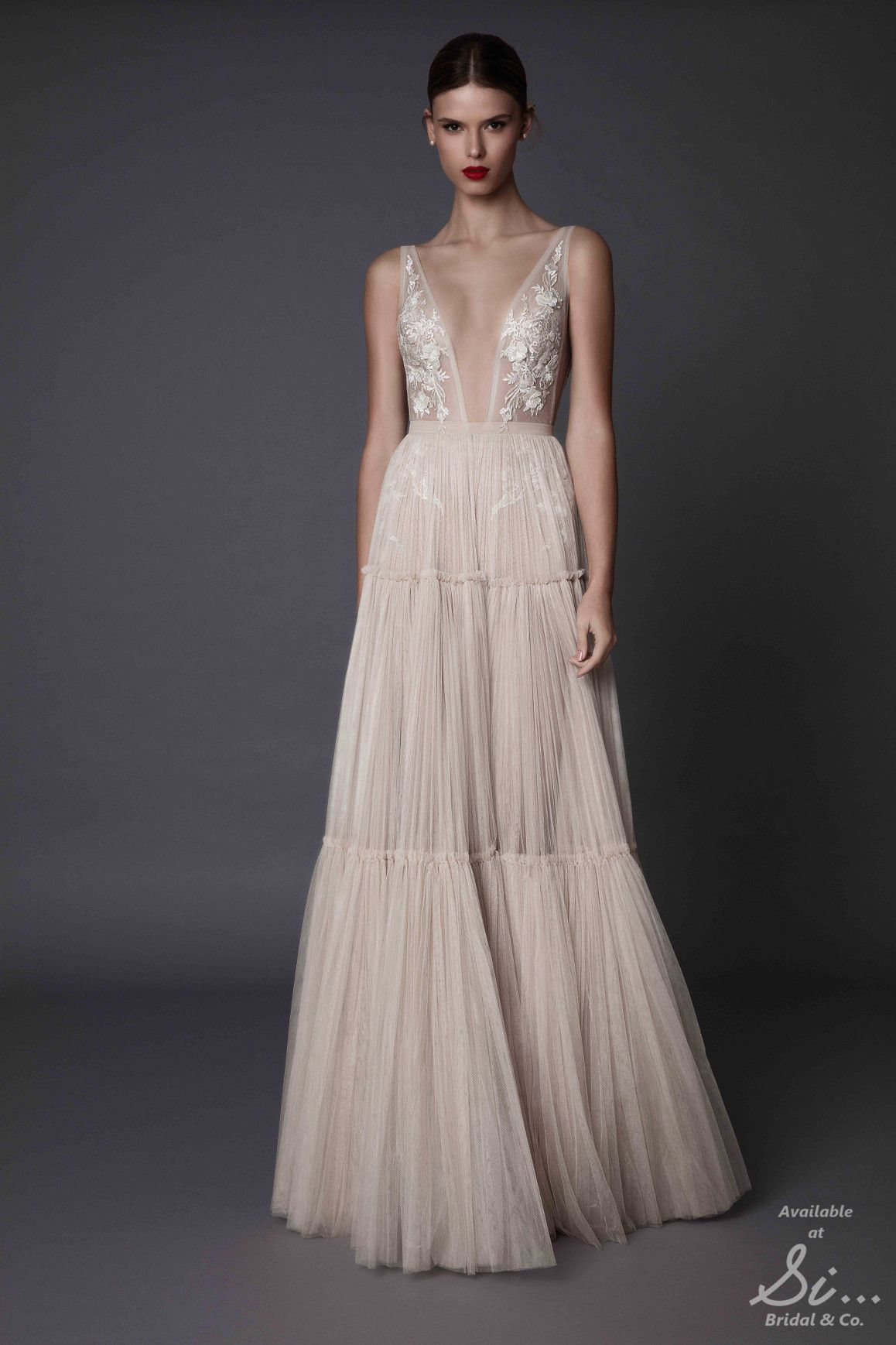 name brand wedding dresses Annabel Muse by BERTA Brand new luxury diffusion line by the biggest name in Colored Wedding DressesWeeding