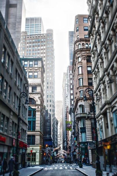 Downtown Manhattan, New York | The United States of ...