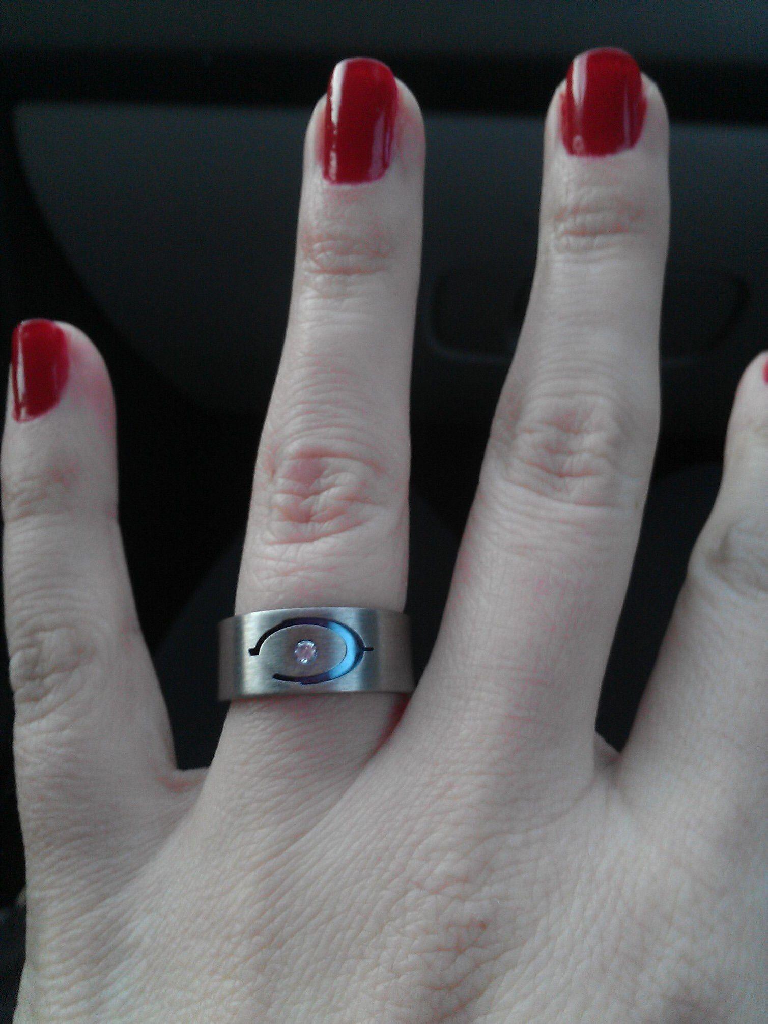 gamer wedding rings Gaming Halo Engagement Ring