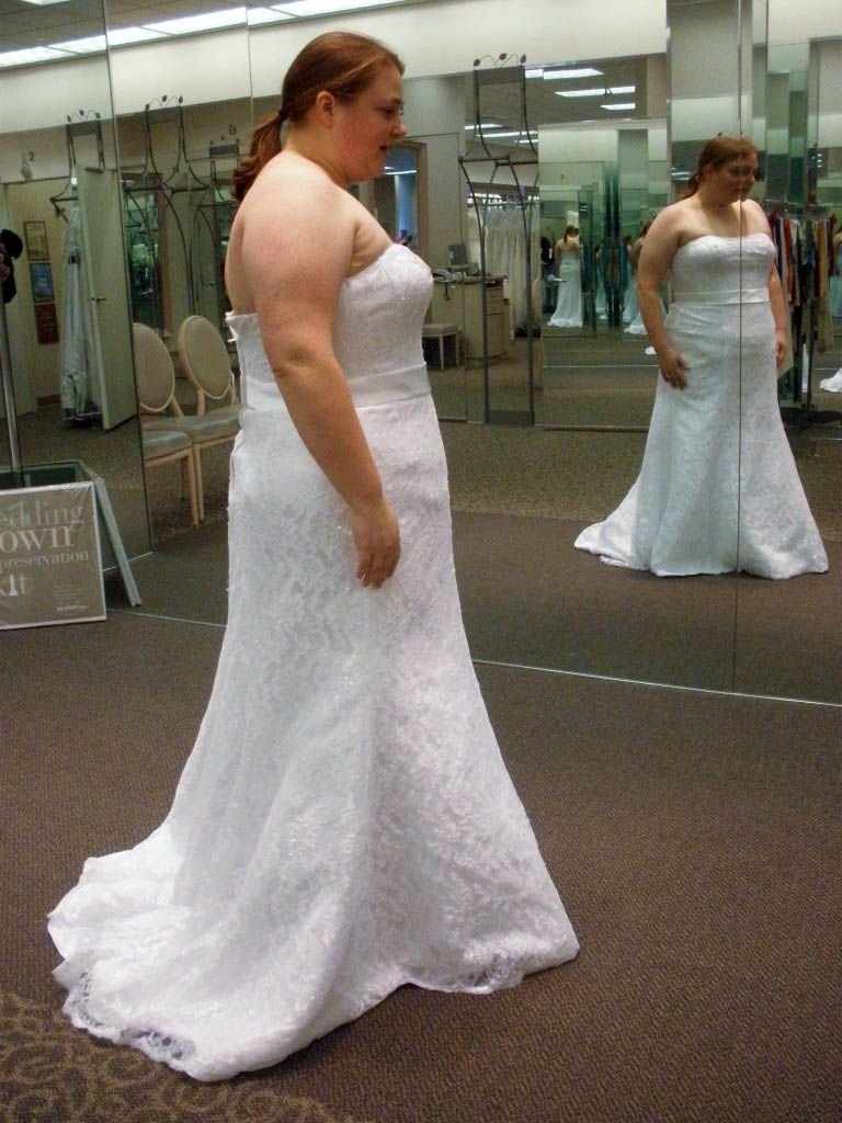 corset style wedding dresses Dress is a common type of plus size wedding dress corset styles because the strapless style