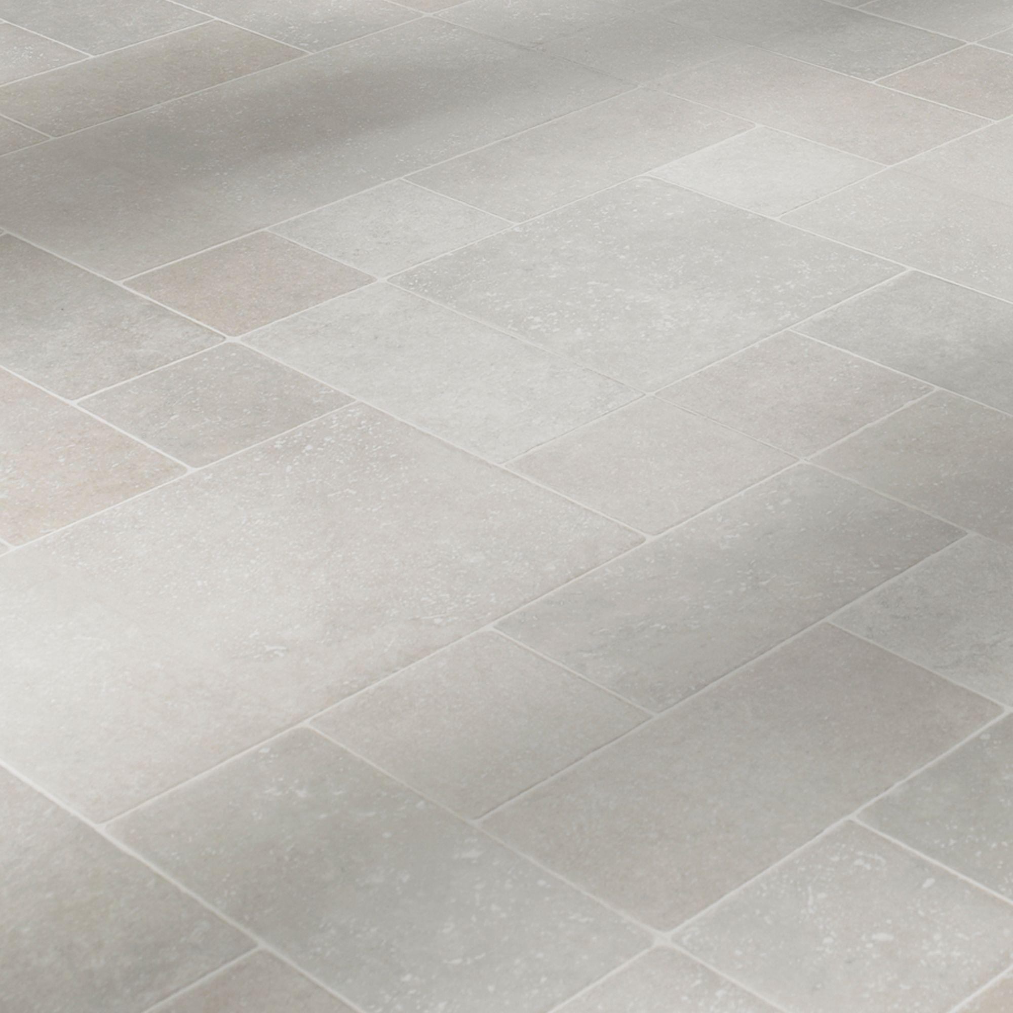 kitchen laminate flooring Barbarita Limestone Effect Laminate Flooring 1 86 m Pack
