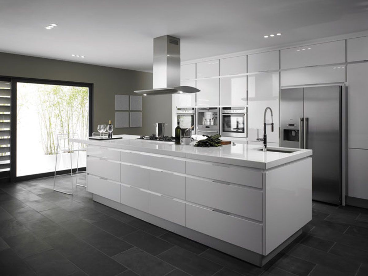 designer kitchen sinks Kitchen Awesome Grey Kitchen Ideas With Modern Kitchen Island With Granite Countertops And Kitchen Sink