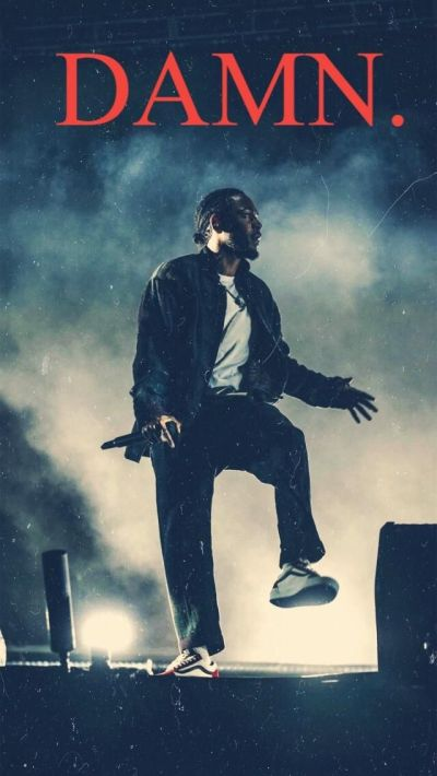 Kendrick Lamar. Album : Damn (iphone wallpaper) | rappers | Pinterest | Kendrick lamar ...