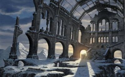 fantasy Ruins | The ruin - Fantasy & Abstract Background Wallpapers on Desktop Nexus ... | The ...