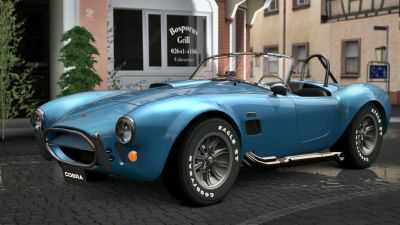 1966 Shelby 427 Cobra Convertible - Fastest Classic Muscle Cars: Top 10 List of Muscle Cars from ...