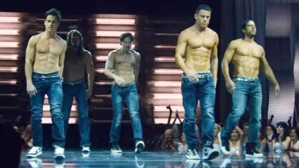 First  Magic Mike XXL  Trailer Is Live   ABC News