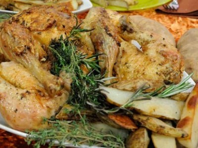 Emeril Oven Roasted Potatoes | Recipe - ABC News