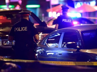Suspect identified in Toronto mass shooting that leaves 2 dead, including 10-year-old girl ...