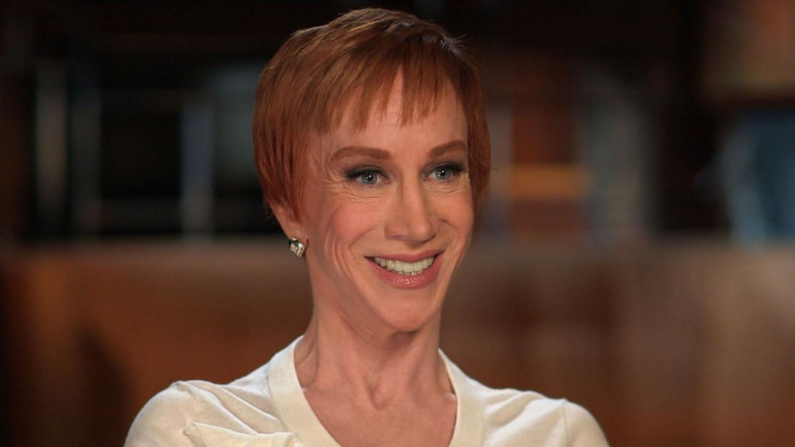 I just won t go down   Kathy Griffin on fighting her way back after      I just won t go down   Kathy Griffin on fighting her way back after a  scandal threatened to end her career   ABC News