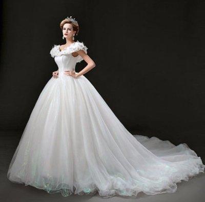 High Quality Movie Cinderella Fancy Dress Wedding Custom ...