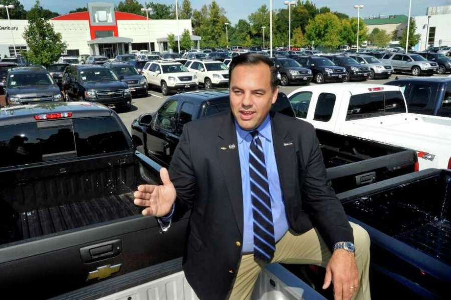 Ingersoll emerges with expanded dealership   NewsTimes Todd Ingersoll  president of Ingersoll Auto of Danbury  talks about his new  dealership from