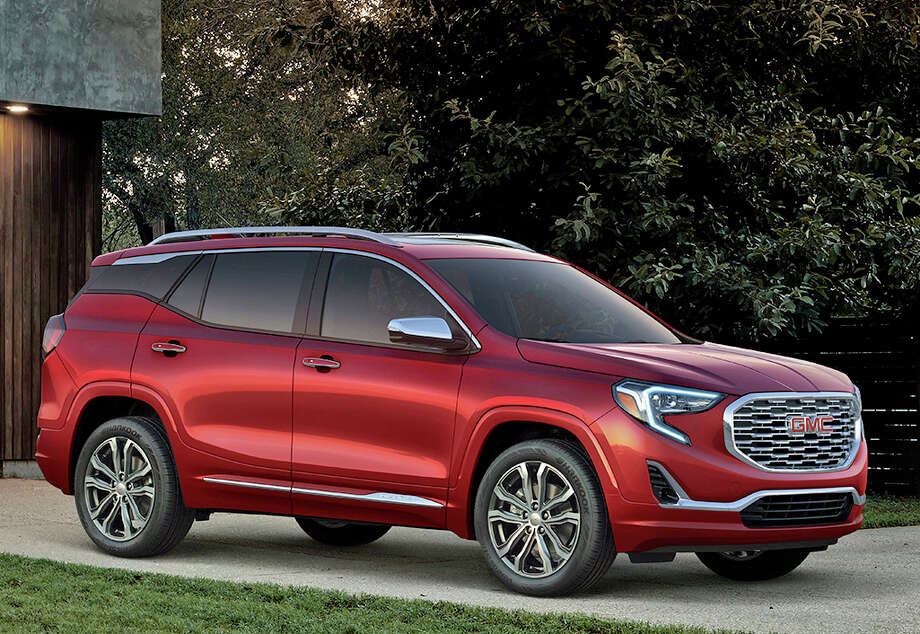 GMC Terrain  New generation arrives with a diesel engine option     The redesigned 2018 GMC Terrain offers a choice of three turbocharged  engines  including a new