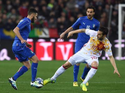 EM » News » Italien schwärmt nach Remis gegen Spanien