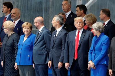 Trump Complains NATO Costs Too Much, Outspends Obama by 40 Percent and Counting