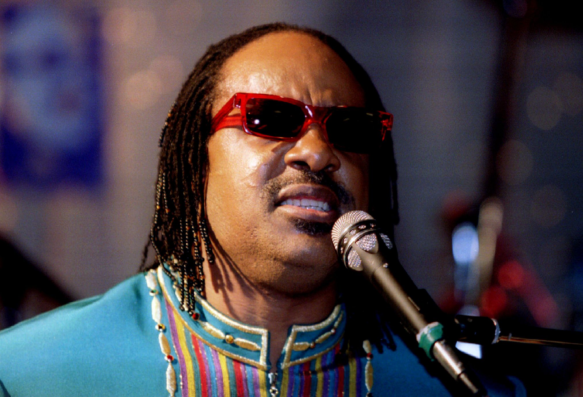 Stevie Wonder s  Songs in the Key of Life   The 1976 Newsweek Review