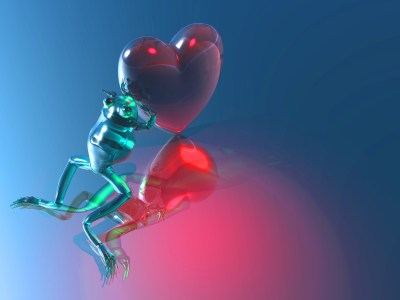 Valentines Day 3D Wallpaper - Wallpaper, High Definition, High Quality, Widescreen