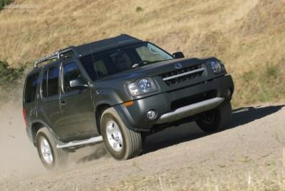 NISSAN XTerra specs - 2002, 2003, 2004, 2005 - autoevolution
