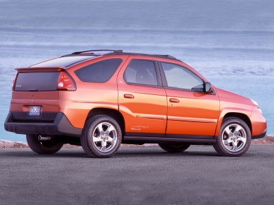 PONTIAC Aztek specs & photos - 2000, 2001, 2002, 2003, 2004, 2005 - autoevolution