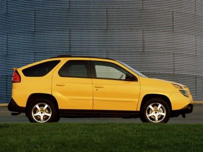 PONTIAC Aztek - 2000, 2001, 2002, 2003, 2004, 2005 - autoevolution