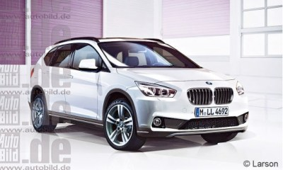 2015 F48 BMW X1 and 2016 F47 X2 Lifestyle Crossover ...