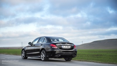 2015 Mercedes-Benz C-Class HD Wallpapers: They Call it Baby S-Class for a Reason - autoevolution