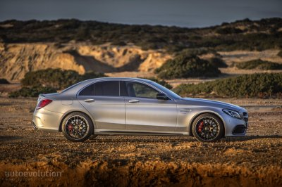 2016 Mercedes-AMG C63 and C63 S HD Wallpapers, the European Muscle Car - autoevolution