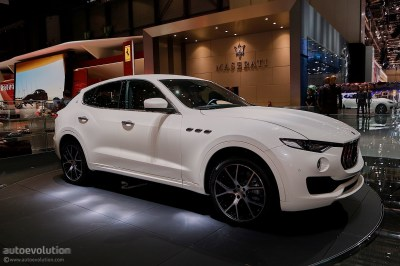 2017 Maserati Levante US Pricing Announced, It's Coming to ...