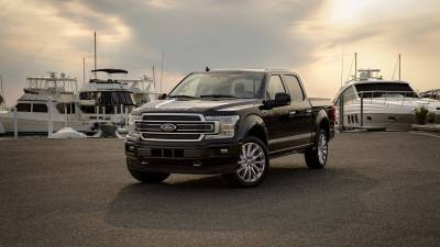 2019 Ford F-150 Limited Is Very Expensive At $68,630 - autoevolution
